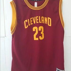 Cleveland Cavs Lebron James Jersey  YOUTH XLARGE